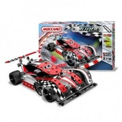 Meccano Turbo Evolution Red