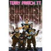 Guards! Guards!: A Discworld Graphic Novel by Terry Pratchett (Paperback, 2000)