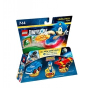 Sonic Lego Dimensions Level Pack