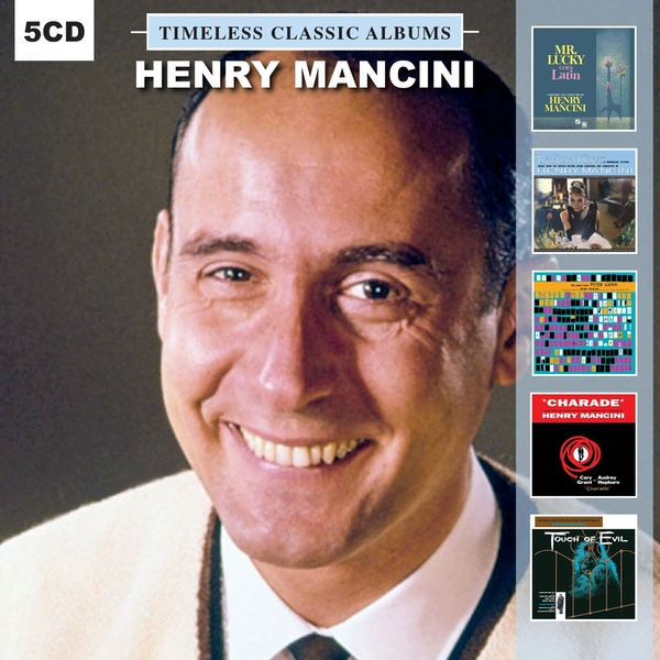 Henry Mancini - Timeless Classic Albums CD