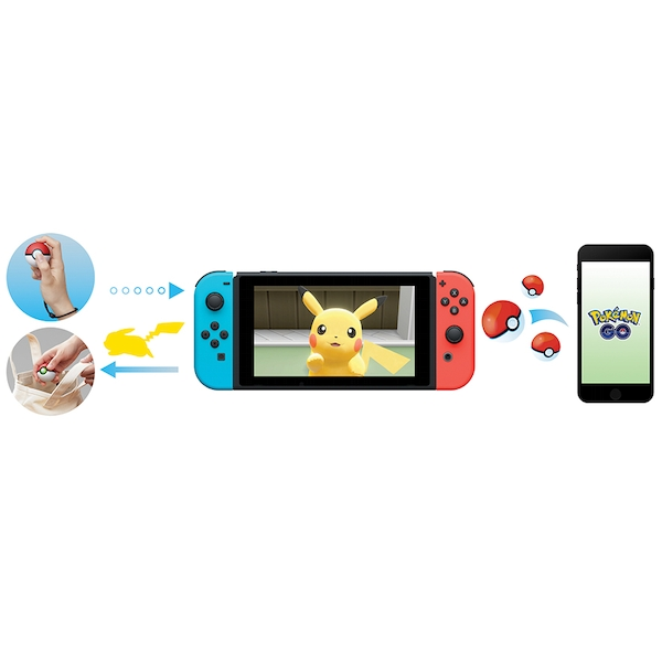 Poke Ball Plus (Let's Go Pokemon) for Nintendo Switch - Image 5