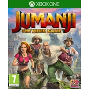 Jumanji The Video Game Xbox One Game