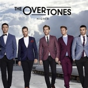 The Overtones Higher CD