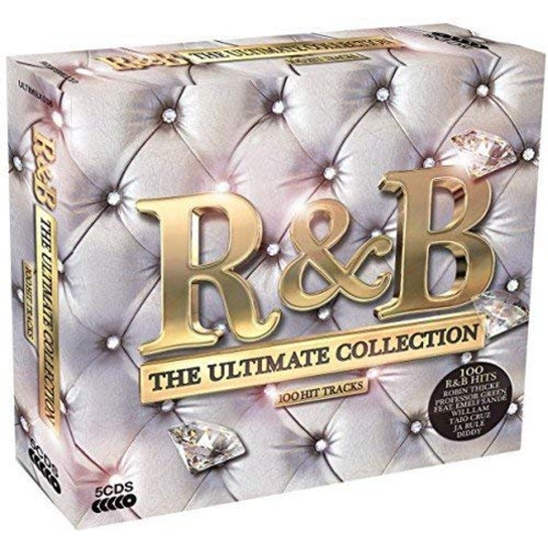 R&B: The Ultimate Collection CD