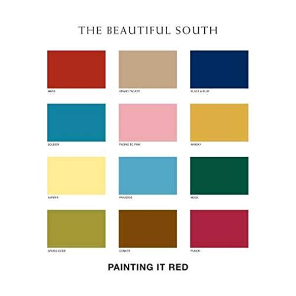 Beautiful South - Painting It Red Vinyl