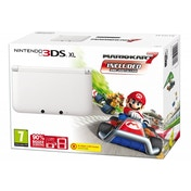 Nintendo 3DS XL Console with Mario Kart 7 Game