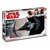 Star Wars Sith Infiltrator 1:257 Level 3 Model Kit