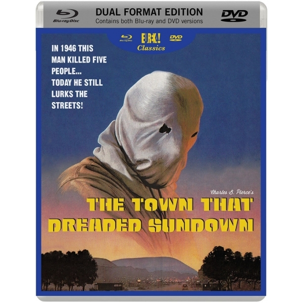 The Town That Dreaded Sundown DVD & Blu-ray