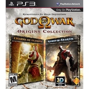 God of War Origins Collection Game PS3 (#)