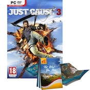 Just Cause 3 Day One Edition with Guide to Medici PC Game