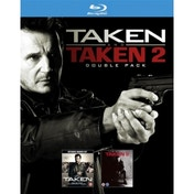 Taken 1 & 2 Double Pack Blu-ray