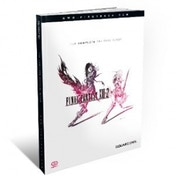 Final Fantasy XIII-2 13-2 The Complete Official Guide Paperback