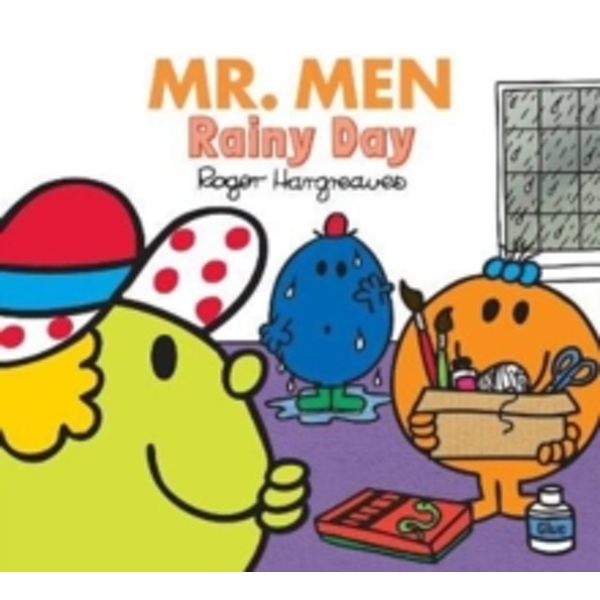 Mr. Men A Rainy Day