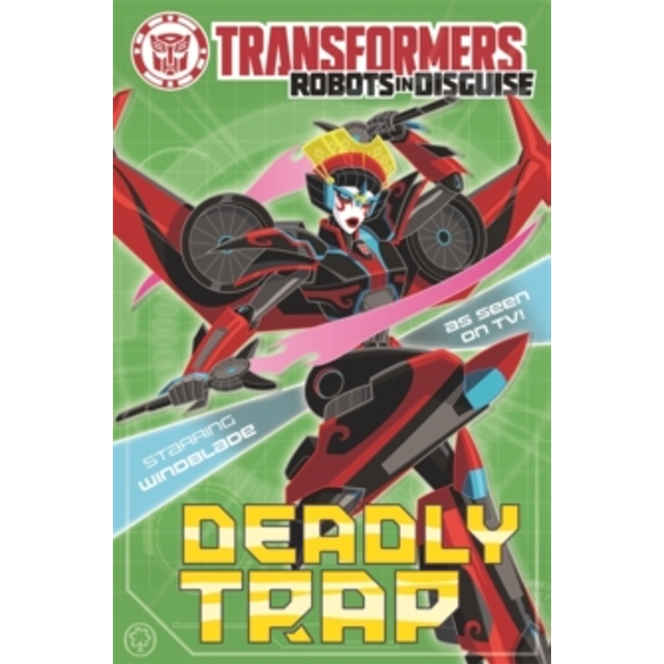 Transformers: Deadly Trap : Book 5
