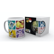 Pokemon Eevee Evolution Mug