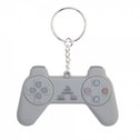Sony PlayStation Rubber Resin PlayStation One Gaming Controller Model Keyring