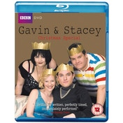 Gavin And Stacey Christmas Special Blu-Ray