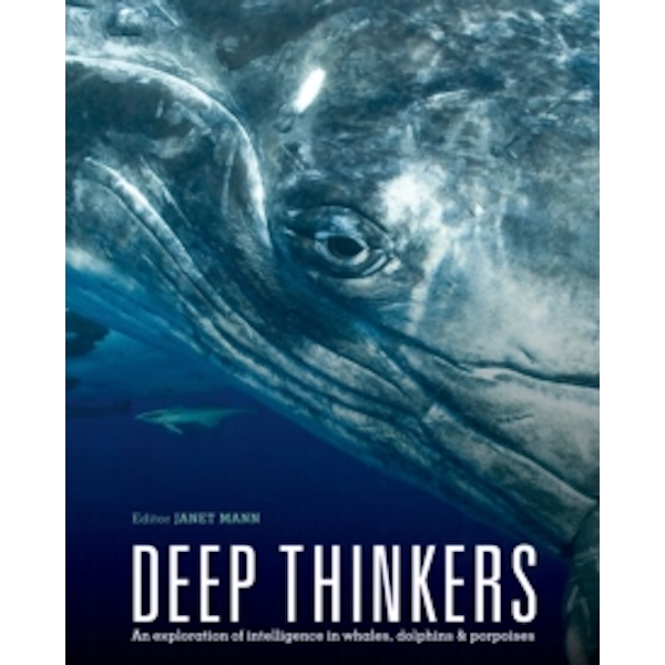 Deep Thinkers : An Exploration of Intelligence in Whales, Dolphins, and Porpoises