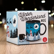 Thumbs Up Winter Wonderland Mug