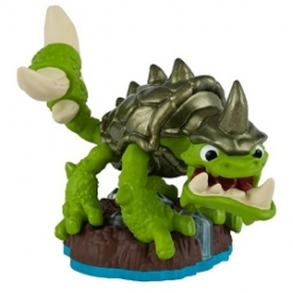 Slobber Tooth (Skylanders Swap Force) Earth Character Figure (Ex-Display) Used - Like New