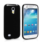 YouSave Accessories Samsung Galaxy S4 Mini Gel Case - Black