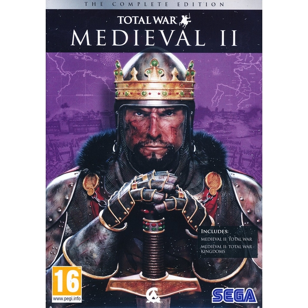 Medieval II Total War The Complete Collection PC Game
