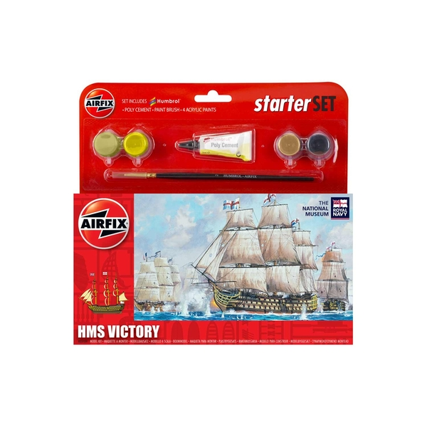 HMS Victory Air Fix Small Starter Set