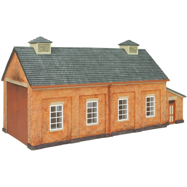 Hornby GWR Engine Shed Model Accessory