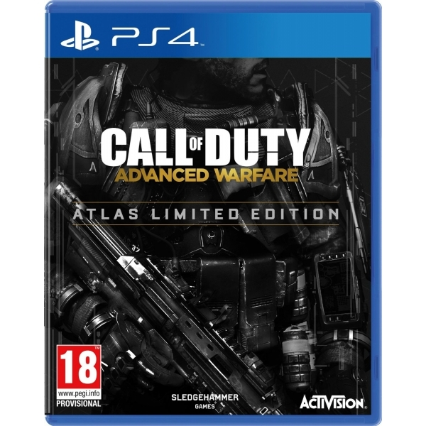 Call Of Duty Advanced Warfare Atlas Limited Edition PS4 Game