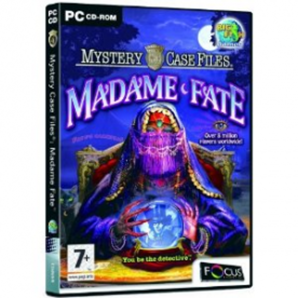 Mystery Case Files Madame Fate Game PC