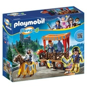 Playmobil Royal Tribune with Alex