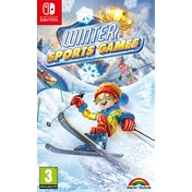 Winter Sports Games Nintendo Switch Game