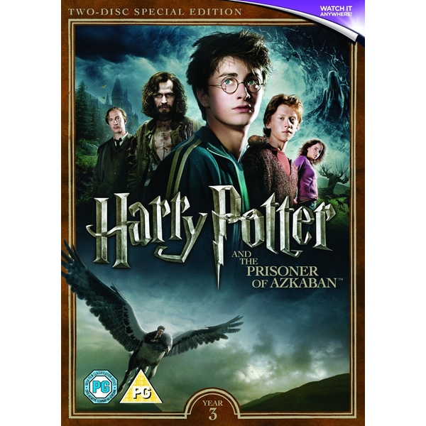 Harry Potter and the Prisoner of Azkaban Special Edition DVD