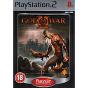 God Of War II 2 Game PS2
