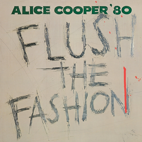 Alice Cooper - Flush The Fashion Vinyl