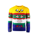 Adventure Time - Finn & Jake Unisex Christmas Jumper Medium - Image 4