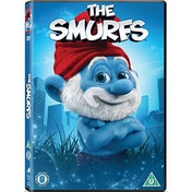 The Smurfs 2015 DVD