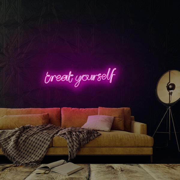 Treat Yourself - Pink Pink Wall Lamp