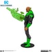 Green Lantern Justice League Animated DC Multiverse McFarlane Toys Action Figure - Image 2
