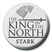 Game of Thrones - King in the North Badge - Image 2