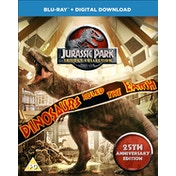 Jurassic Park Trilogy Blu-ray + Digital Download  (Region free)