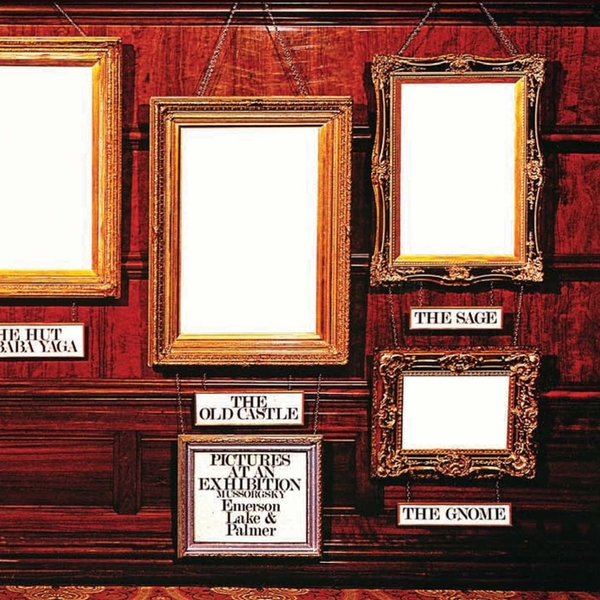 Emerson, Lake & Palmer - Pictures At An Exhibition Vinyl