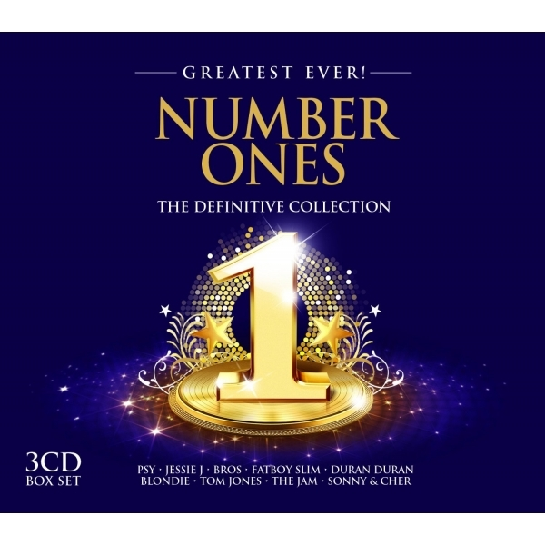 Various Artists - Greatest Ever Number Ones CD