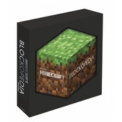 Minecraft Blockopedia Hardback Book
