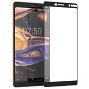 Nokia 7 Plus Glass Screen Protector (Single) - Black Edge