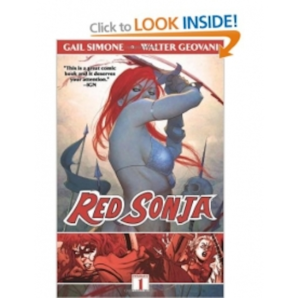 Red Sonja Volume 1: Queen of the Plagues