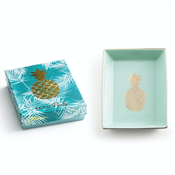 Patio Party Pineapple Tray