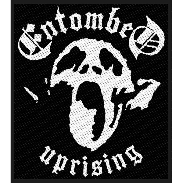 Entombed - Uprising Standard Patch