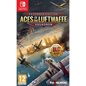 Aces of the Luftwaffe Squadron Edition Nintendo Switch Game