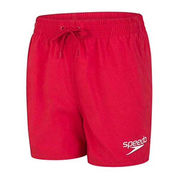 "Speedo Essential 13"" Watershorts Junior Small Red"